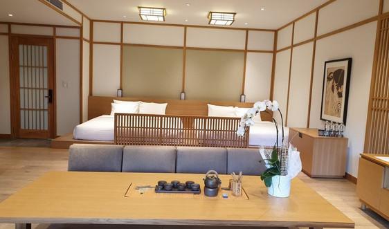 Khám phá bí mật phòng washitsu riêng tư tại Yoko Onsen Quang Hanh resort