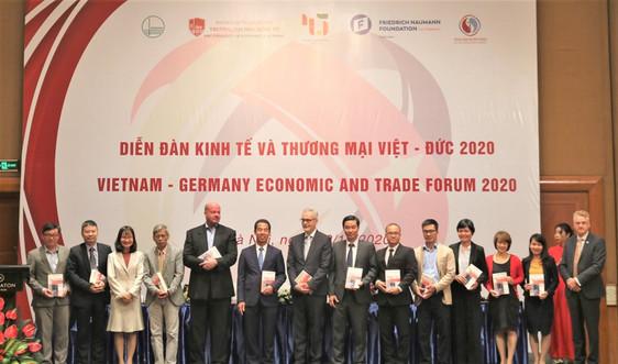 Việt Nam – Đức hướng trọng tâm hợp tác về phát triển bền vững