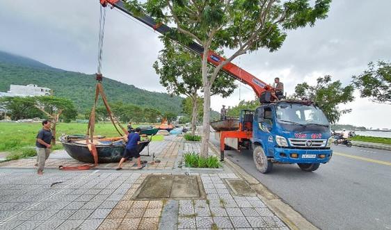 Ứng phó bão số 13: Đà Nẵng nghiêm cấm tàu thuyền ra khơi, sơ tán dân vùng nguy hiểm trước 15h ngày 13/11