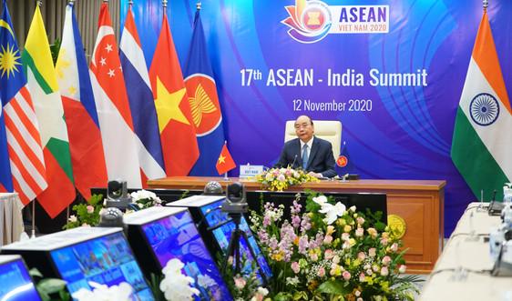 Ấn Độ ủng hộ lập trường của ASEAN về Biển Đông