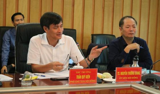 Bộ TN&MT đánh giá trữ lượng khoáng sản quốc gia tại các mỏ ở Lai Châu và Phú Thọ