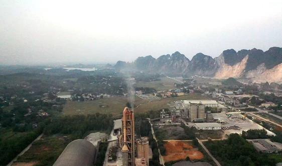 Xi măng Vĩnh Sơn: Ô nhiễm môi trường và những lời hứa bị bỏ quên
