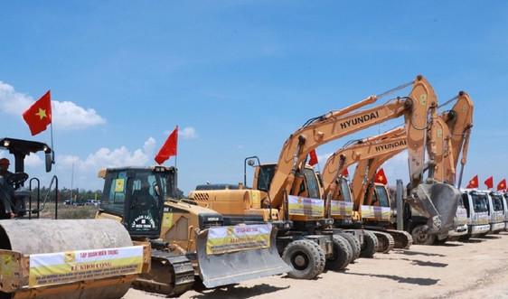 Nghệ An: Dự kiến bố trí vốn cho đường Nghi Sơn – Cửa Lò 450 tỷ đồng trong năm 2021