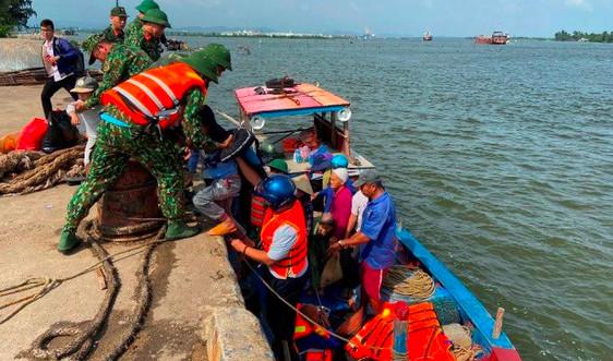 Quảng Nam: Hoàn thành công tác chống bão số 13 trước 12h ngày 14/11