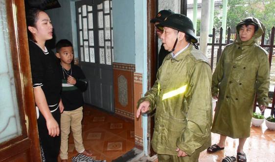 Thừa Thiên Huế: Hạn chế thấp nhất thiệt hại khi bão số 13 đổ bộ