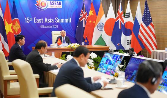 Thủ tướng Nguyễn Xuân Phúc: Biến thách thức thành cơ hội, chuyển đối đầu thành hợp tác