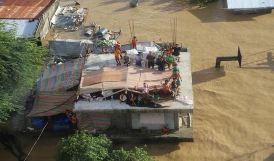 Bão Vamco đổ bộ Philippines: 67 người chết, gần 26.000 ngôi nhà bị phá hủy