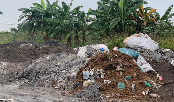 TP. Hải Dương: Bãi chứa chất thải trái phép gây ô nhiễm