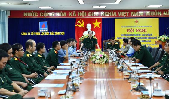 Hội cựu chiến binh BSR: Góp phần đảm bảo vận hành Nhà máy an toàn, kinh doanh hiệu quả
