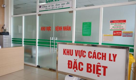 Việt Nam có 1.288 ca mắc COVID-19