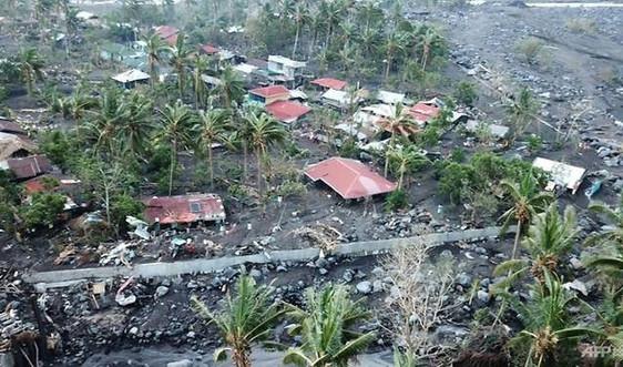 Philippines thiệt hại hơn 500 triệu USD do bão