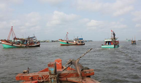 Kiên Giang: Ứng dụng công nghệ để bảo vệ ngư dân vươn khơi, bám biển