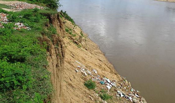 Gia Lai: Cấp bách triển khai các dự án chống sạt lở sông Ba