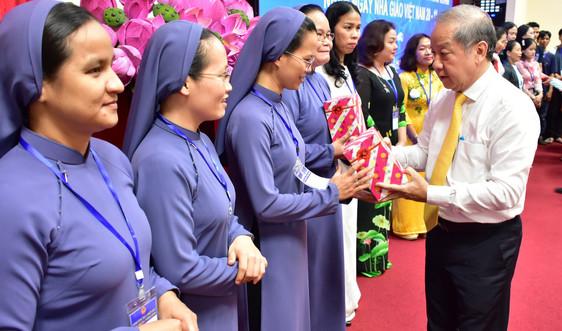 """Thừa Thiên Huế: Tri ân những người làm """"nghề đặc biệt"""""""