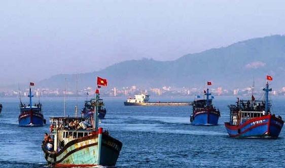 Tuân thủ quy định quốc tế trong khai thác hải sản góp phần bảo vệ an ninh biển đảo