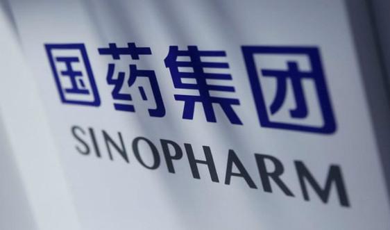 Khoảng một triệu người sử dụng vaccine COVID-19 của Sinopharm