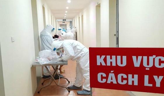 Việt Nam ghi nhận 4 ca mắc mới đều là nhập cảnh