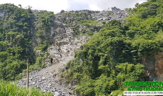 Cẩm Thủy (Thanh Hóa): Xử phạt Công ty Tân Hồng Phúc vi phạm trong khai thác khoáng sản