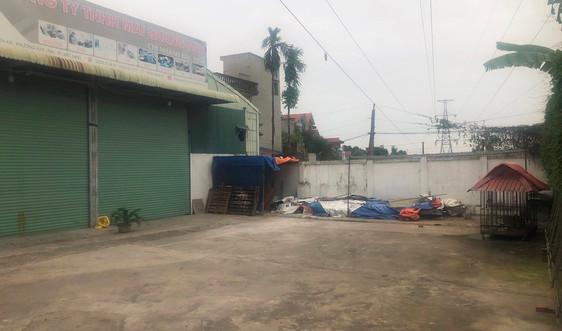 """Ai """"chống lưng"""" cho nhà xưởng trái phép tại TP. Bắc Ninh?"""