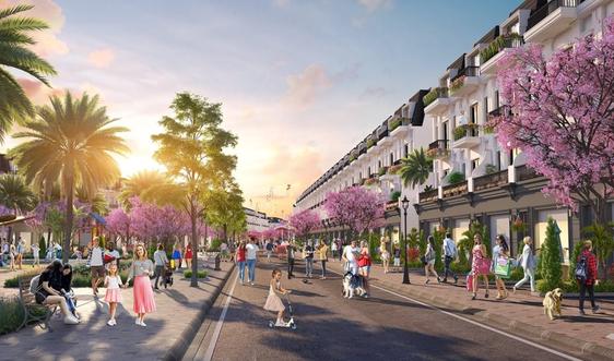 EcoCity Premia chính thức ra mắt phân khu Paris