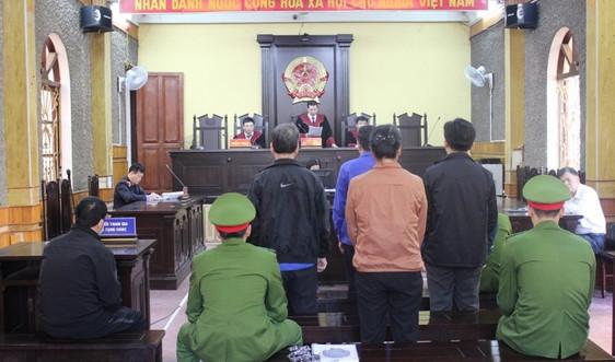 Y án sơ thẩm đối với 4 bị cáo vụ án gian lận thi cử tại Sơn La