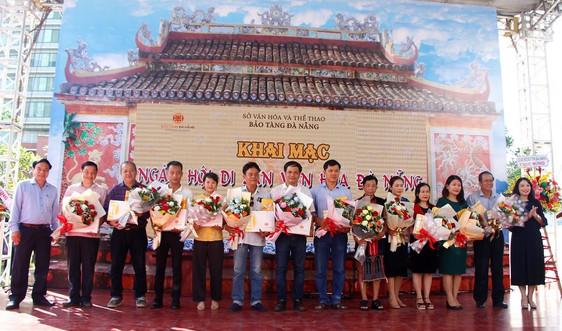 Khai mạc Ngày hội Di sản văn hóa Đà Nẵng năm 2020