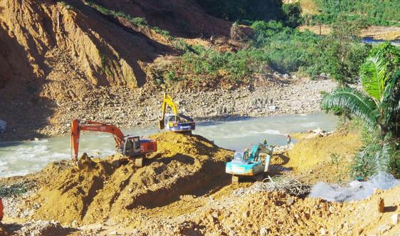 Yêu cầu đánh giá mức độ an toàn khi thi công thủy điện Rào Trăng 3