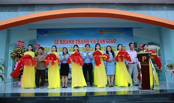 BSR - Khánh thành và bàn giao Trường Mầm non Hoa Hồng, tỉnh Phú Yên