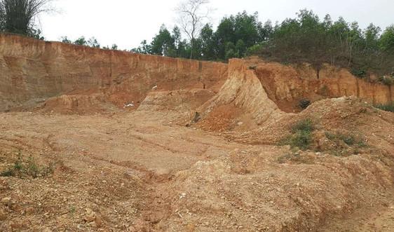 Lạng Sơn: Xem xét bãi bỏ quy định san gạt, cải tạo mặt bằng