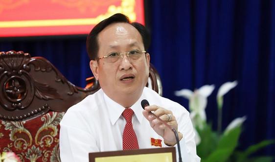 Phó Bí thư Tỉnh ủy Phạm Văn Thiều giữ chức Chủ tịch UBND tỉnh Bạc Liêu