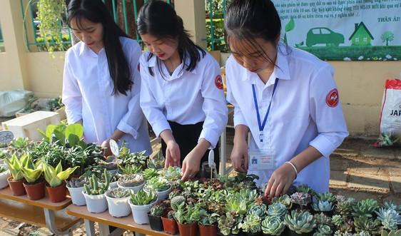 Đổi giấy, nhựa nhận cây xanh – Lan tỏa thông điệp bảo vệ môi trường