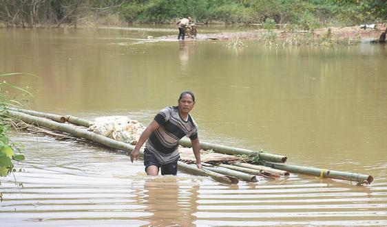 Xử phạt Công ty CP Tấn Phát 25 triệu đồng vì tích nước trái phép