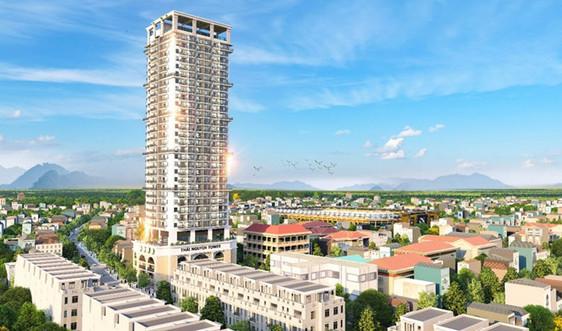 Sức hút mạnh mẽ của dự án Thái Nguyên Tower