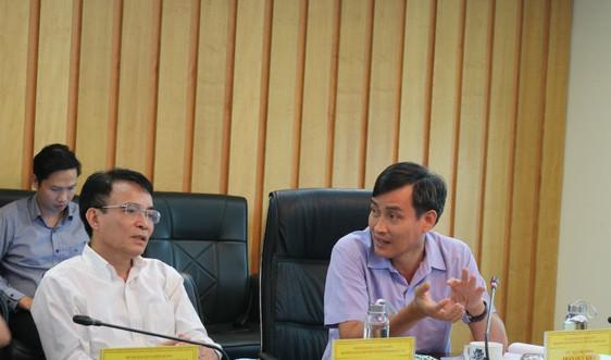 Thẩm định Đề án thăm dò đá vôi công nghiệp tại Hà Nam