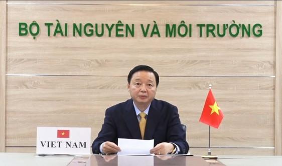 Việt Nam đóng góp tích cực vào việc giảm phát thải nhựa đại dương