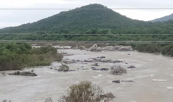Khả năng thiếu hụt nguồn nước vụ Đông - Xuân