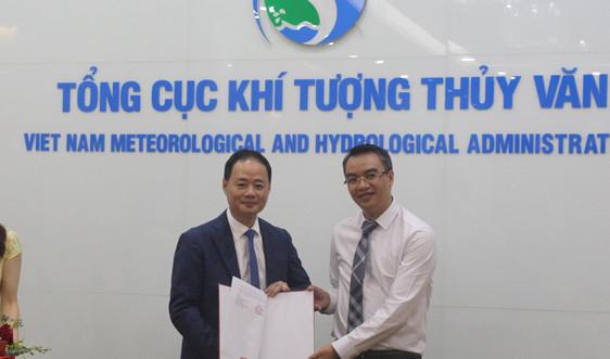 Bổ nhiệm Quyền Giám đốc Trung tâm Ứng dụng Công nghệ Khí tượng Thủy văn