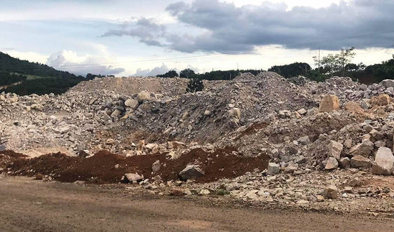 Kon Tum: Xử phạt Công ty CP Trường Long 70 triệu đồng vì đổ thải sai quy định