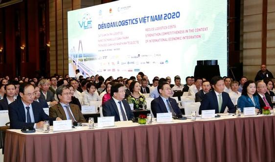 Khai mạc Diễn đàn Logistics Việt Nam 2020
