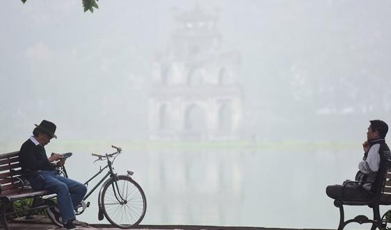 Dự báo thời tiết ngày 26/11: Khu vực Hà Nội sáng có sương mù, trưa và chiều trời nắng
