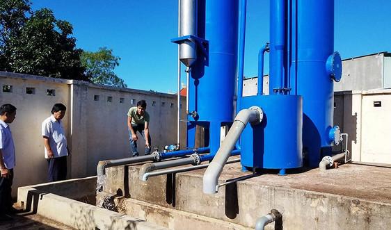 Gia Lai: Phát huy hiệu quả của các công trình cấp nước tập trung
