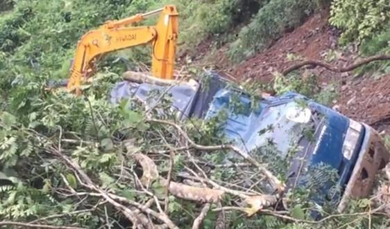 Bắc Kạn: Cảnh báo sạt lở đất đá nguy hểm đe dọa tính mạng người dân