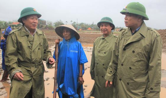 Quảng Trị: Đứng dậy chung tay tái thiết, khôi phục sản xuất sau mưa lũ