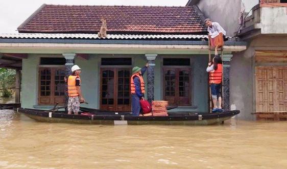 Trung Bộ và Tây Nguyên chủ động ứng phó lũ quét, sạt lở đất, ngập lụt