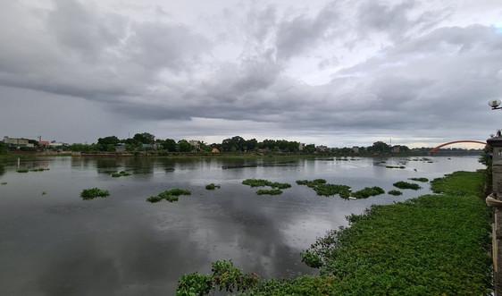 Sở TN&MT Hà Nam  liên tục thông báo về tình trạng ô nhiễm sông Nhuệ - sông Đáy