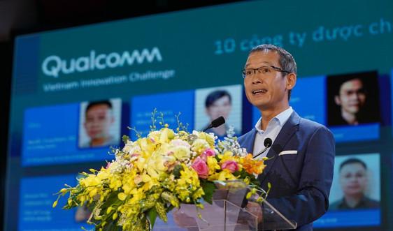 10 đội lọt vào danh sách rút gọnCuộc thi Thử thách Đổi mới sáng tạo Qualcomm Việt Nam 2020