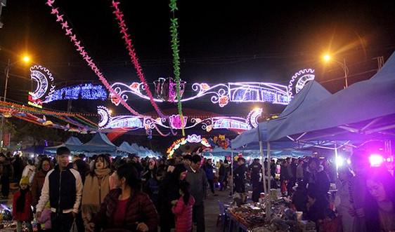 Lào Cai chú trọng phát triển kinh tế đêm