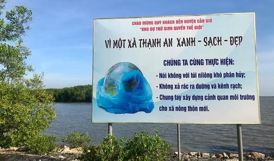 TP.HCM: Nhiều giải pháp giảm thiểu rác thải nhựa đại dương