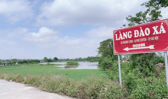 Hà Nội: Sẽ thu hồi Dự án sản xuất rau an toàn bỏ hoang 7 năm trước 31/12/2020