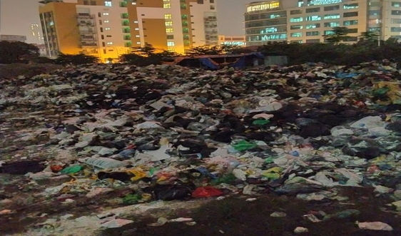 Hà Nội: Cần xử lý dứt điểm tình trạng tồn đọng rác thải